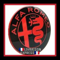 X2 Logo alfa Roméo emblème métal insigne 147,gt,brera,159,Giulietta, 156,stelvio