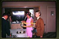 1968 Teenage Boy with Camera, Original Kodachrome Slide b2a