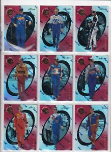 1997 Pinnacle Certified MIRROR RED PARALLEL #5 Terry Labonte--ONE CARD!