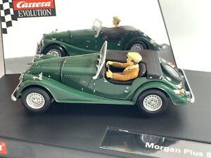 Carrera Evolution 27294 Morgan Plus 8 Boxed
