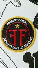 FRINGE Division Patch Bam Box Exclusive. SCI Fi. Tv memorabilia Fan