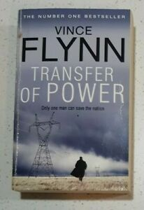 Transfer of Power By Vince Flynn Mitch Rapp Series #3 Small Paperback