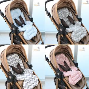 Umay Baby Pushchair /Stroller Cushion- Pram Accessories -Seat Liner -100% Cotton