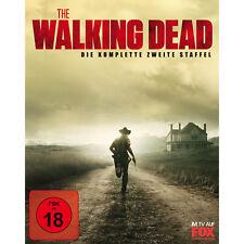 The Walking Dead - Staffel 2 (Uncut) [Blu-ray]