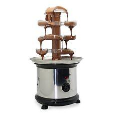 Chocolate Fountain Cascade Fondue Party Sweets Dips Kids Fun Mush Mallow Candy
