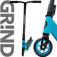 GRIND STUNT SCOOTER PRO - BLUE