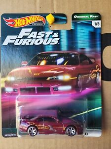 Hot Wheels 2019 - NISSAN 200 / 240SX SILVIA S14 [RED] FAST AND THE FURIOUS