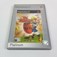 JAK AND DAXTER The Precursor Legacy PS2 Playstation 2 Video Game PAL
