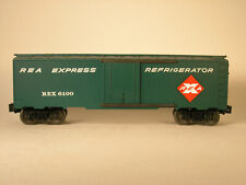 KMT, RAILWAY EXPRESS AGENCY REEFER (REA) REEFER #6100