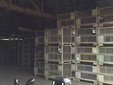 Gitterboxen Eurogitterboxen Industrieboxen Lagerboxen Tauschfähige Gebrauchte!
