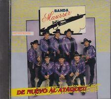 Banda Mausser De Nuevo Al Ataque CD New Nuevo Sealed