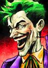 ACEO ATC Sketch Card - Joker