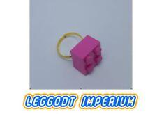 LEGO Custom Ring - Dark Pink Brick - Adjustable FREE POST