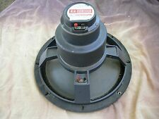 Vintage Audiomarketing Altec Lansing 604E2 Big Red Speaker for Parts/Repair