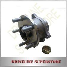 SUBARU OUTBACK ALL FROM 2004-2008 TWO REAR WHEEL BEARING HUB UNIT &  LOCK NUT