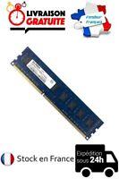 BARRETTE MÉMOIRE RAM ELPIDA DDR3 2GO 2GB PC3 10600U 2RX8 1333MHZ ORDINATEUR