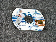 Drew Bledsoe  1999 UD PD2 Powerdeck CD Card