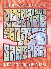 A Night at the Family Dog 1970 (The Grateful Dead / Jefferson Airplane / DVD