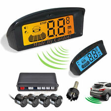 Car Parking Sensor Wireless Rear Sensors With Buzzer Alarm,Accuracy Detection