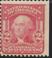 ORLEY STAMPS: 1903 US Stamps Scott #319 2c Washington Mint MNH OG