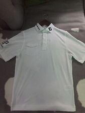 Footjoy Tour Issue FJ Polo Size Small