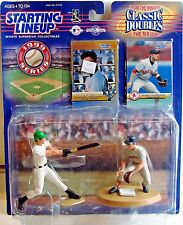 Nomar Garciaparra Boston Red Sox & Thunder Starting Lineup 1999 Classic Doubles
