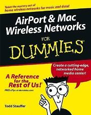 AirPort?and Mac?Wireless Networks For Dummies For Dummies Computers