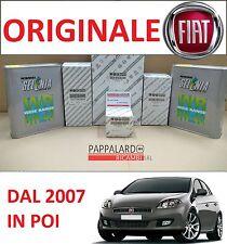 KIT TAGLIANDO FILTRI ORIGINALI+OLIO SELENIA FIAT BRAVO II 1.4 MULTIAIR TURBO