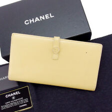 Auth CHANEL purse COCO Button unisexused Y3227