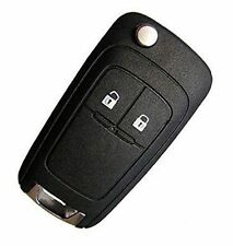 Vauxhall Corsa E Astra J Zafira C 2 Button Remote Key 433Mhz with chip PCF7941A