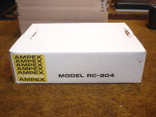 AMPEX RC204 REEL TO REEL REMOTE CONTROL NEW OLD STOCK