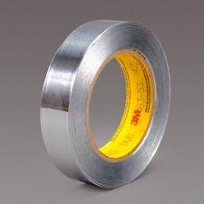 """3M Aluminum Foil Tape # 425, 1"""" x 60yds, 85323"""