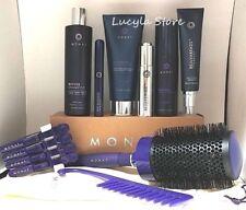 MONAT Volume System Revive Revitalize REJUVABEADS OIL Eye Wonder Brush Comb 9 Pc