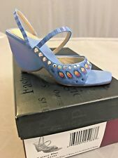 "Just The Right Shoe ""Karner Blue� Mib W/Coa"