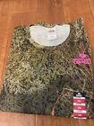 Mossy Oak BRUSH Long Sleeve Camo Shirt Size  2XL Womens