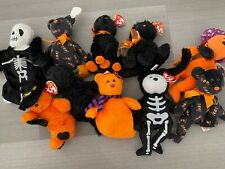 Beanie Babies-All Halloween Themed -Total 20 Pieces