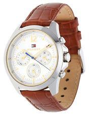 Tommy Hilfiger Damen Armbanduhr Sophisticated Sport braun 1781701