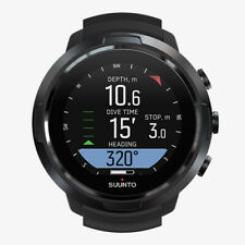 Suunto D5 Scuba Diving Wrist Computer with USB Cable PVD Coated