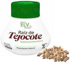 ELV RAIZ DE TEJOCOTE ROOT 90 trozos weigth loss 100% NATURAL 3 month supply DIET