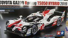 Tamiya 1/24 Toyota Gazoo Racing TS050 Hybrid 2019 Model Kit #25421