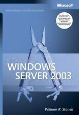 Microsoft Windows Server 2003 Administrator's Pocket Consultant  (ExLib)