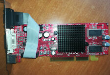 Scheda Video AGP 8x Ati Radeon R96LE  PowerColor con 128 Mb (vga+TVOut+DVI)