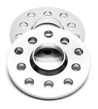 SPURPLATTEN SPURVERBREITERUNG 2x 10mm  =  20mm; LK 5x100 5x112; NLB 57,1mm