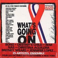 ★☆★ CD SINGLE U2 (BONO) - Britney SPEARS - R.E.M. Christina AGUILERA LOPEZ ★☆★