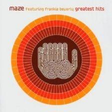 Maze feat. Frankie Beverly-GREATEST HITS CD 18 tracks International Pop Nuovo