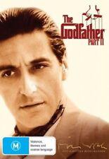 The Godfather - Part 2 (1974) Al Pacino, Robert De Niro - NEW DVD - Region 4