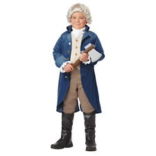 American President General George Washington Historical Costume Child Boys XL as SHOWN