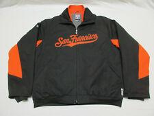 San Francisco Giants Majestic Therma Base Dugout Jacket Men's Size Medium