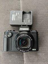 Canon PowerShot G5 X 20.1-Megapixel Digital Camera EX