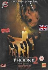 PHOONK 2 - SUNDEEP - NEERU BAJWA - BRAND NEW HORROR BOLLYWOOD DVD